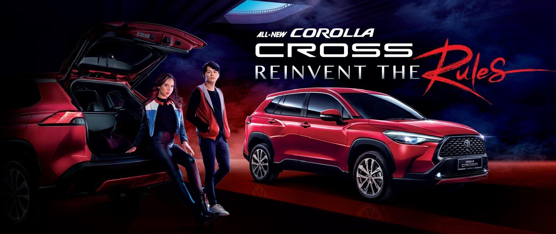mainb desk Corolla Cross