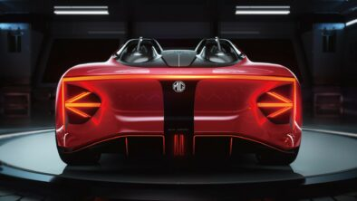 MG Cyberster EV Concept Unveiled 4