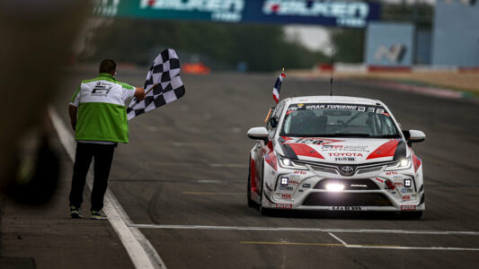 Toyota Corolla Altis Wins 24-Hours Nürburgring SP3 Class for Second Consecutive Year 16