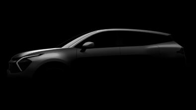 KIA Officially Teases the All New Sportage 1