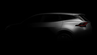 KIA Officially Teases the All New Sportage 2