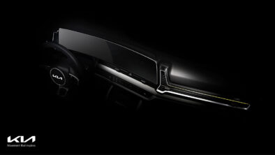 KIA Officially Teases the All New Sportage 3