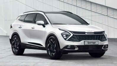 Real-Life Images of All New Kia Sportage 9