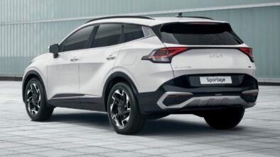 Real-Life Images of All New Kia Sportage 11