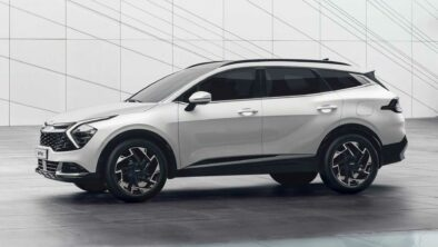Real-Life Images of All New Kia Sportage 10
