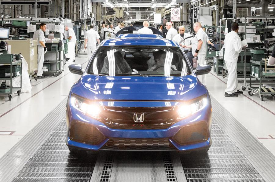 Honda's UK Plant Sold to Logistics Giant Panattoni 2