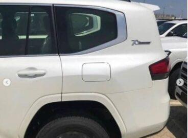 Next Gen Toyota Land Cruiser Engine & Specs Leaked 2