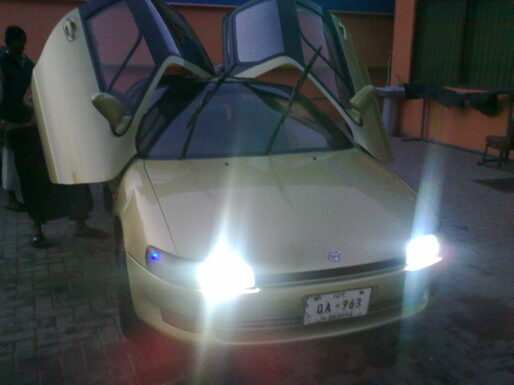 Remembering Toyota Sera from the 90s 19