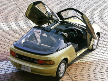 Remembering Toyota Sera from the 90s 26