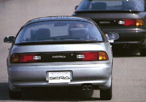 Remembering Toyota Sera from the 90s 28
