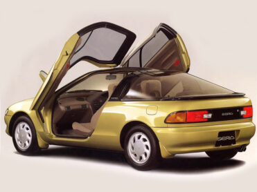 Remembering Toyota Sera from the 90s 24