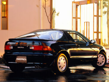 Remembering Toyota Sera from the 90s 23