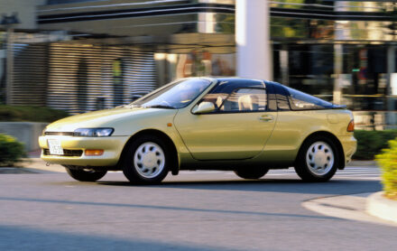 Remembering Toyota Sera from the 90s 25
