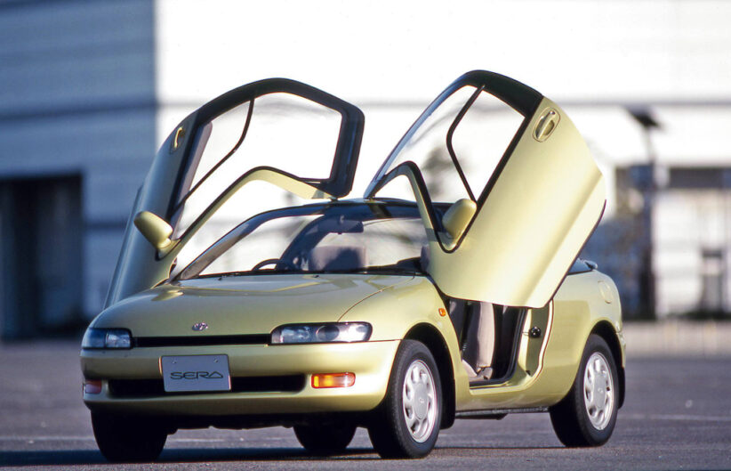 Remembering Toyota Sera from the 90s 21