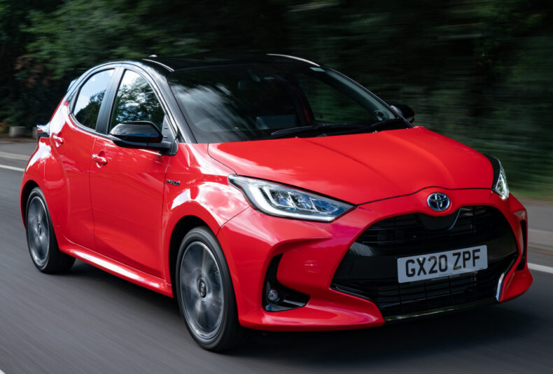 Toyota Yaris Crowned as UK's Most Reliable Car 1