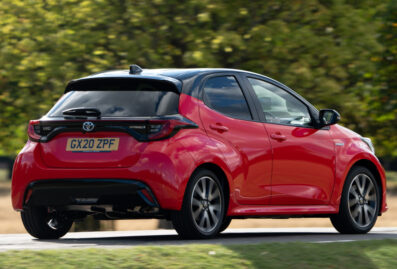 Toyota Yaris Crowned as UK's Most Reliable Car 2